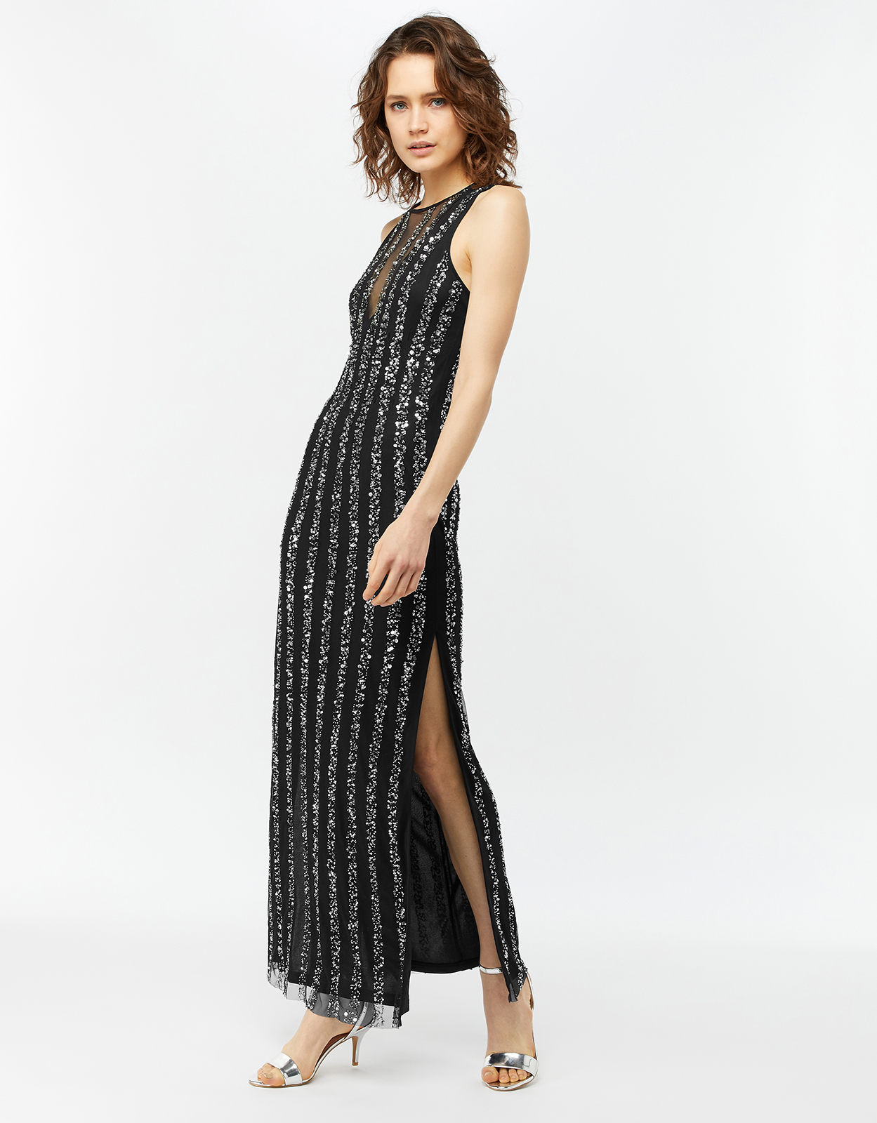 Monsoon Rosie Maxi Dress