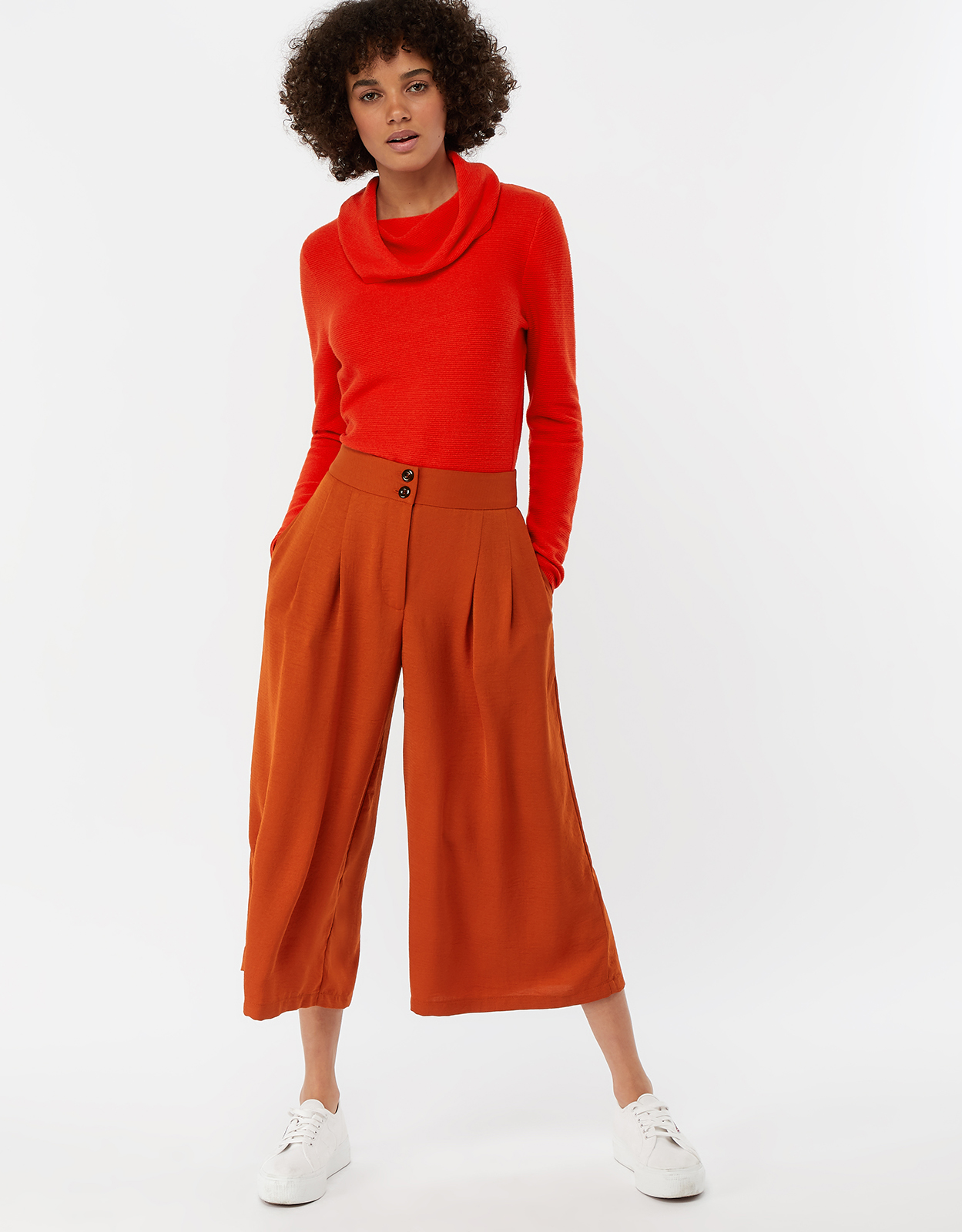 Monsoon Carrie Smart Culotte